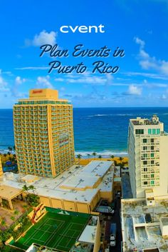 Puerto Rico offers an abundance of options for hybrid meetings, which will continue to be important in the coming months. In Plan, How To Plan, Event Planning Tips, Warm Weather, Abundance, Puerto Rico, Explore, Nice, Nice France