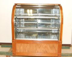 """refrigerated display case 