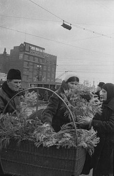 Old Pictures of Soviet Moscow   English Russia
