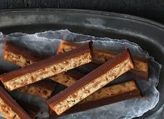 Homemade Candy Bar Recipes You Have To Try
