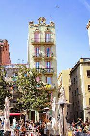 Tucked away just north of the city center lies Vila de Gràcia, Barcelona's very own hidden village.