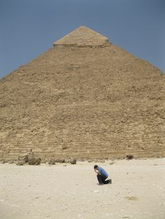 #Tebowing pyramids in #Egypt