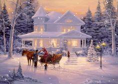e-kortti joulu   joulukortti