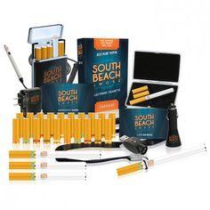 sbs deluxe ultimate kit South Beach Smoke E Cigarette: Bigger Batteries, More Flavors