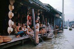 Bangkok,Tailândia 1970 www.calcathai.com