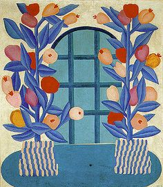 Romance, 1925 / Tarsila do Amaral