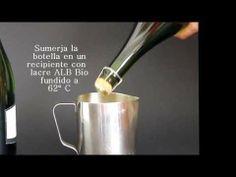 Lacrado de botella de champagne - YouTube