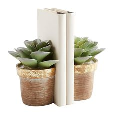 1 Pair Bookend Frame Creative Bookends Frame Creative Organized For Library Home Quality And Quantity Assured Book Stands, Holders