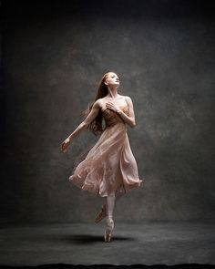 Dancers have special poise which brings certain elegance to them,thanks to their regular practice.