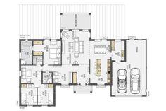 Söderhill planlösning - plan 1