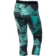 Women's Nike Pro Patch Work Capri | Scheels