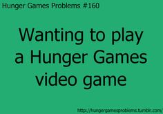 Hunger Games Problem #160