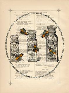 Bees~  <3 this....thanks Terri !