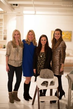 Stokke Steps Launch Party with @Nicole Feliciano