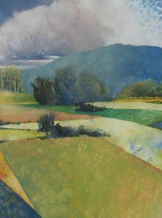 "Saatchi Art Artist Randall David Tipton; Painting, ""Sauvie Island 3"" #art"
