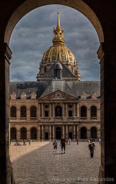 L´Hôtel des Invalides, Paris, France
