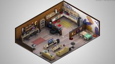 Isometric Art Collection