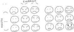 how to draw eyebrows - Google'da Ara