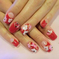 Top 15 Happy Spring Nail Designs Chinese New Year Holiday Manicure Ideas