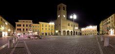 FANO - Piazza XX Settembre