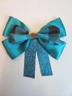 Merida Hair Bow Brave Disney Inspired. $8.50, via Etsy.