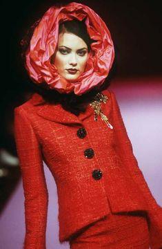 1995 Christian Lacroix Haute Couture