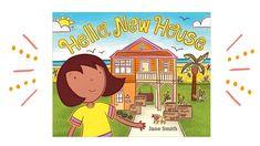 Hello New House Picture Book Trailer