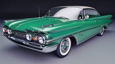 1959 Oldsmobile Super 88 Coupe