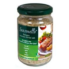 Seasonello Aromatic Sea Salt - 6 Pack - 10.5 Oz Each - http://spicegrinder.biz/seasonello-aromatic-sea-salt-6-pack-10-5-oz-each/