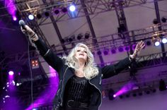 Bonnie Tyler in Potsdam, Germany - 29/06/2013 (source gettyimages.com) #bonnietyler #gaynorsullivan #gaynorhopkins #thequeenbonnietyler #therockingqueen #rockingqueen #music #rock #2013 #germany #potsdam #concert