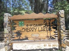 We have arrived at Camp Cherry Lake!  Who  is ready for fun?