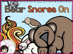 Bear Snores On - Literacy and Math Unit for Kinder (scheduled via http://www.tailwindapp.com?utm_source=pinterest&utm_medium=twpin&utm_content=post131470185&utm_campaign=scheduler_attribution)