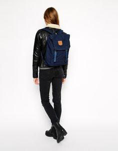 Enlarge Fjallraven No 1 Foldsack Backpack