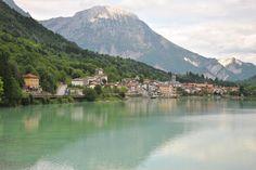 Barcis, Friuli Venezia Guilia, province of Pordenone, ITALY