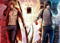 Death note<< this is the best one that I have seen