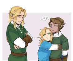 The Legend Of Zelda, Legend Of Zelda Memes, Legend Of Zelda Breath, Breath Of The Wild, Video Game Art, Video Games, Majora Mask, Princesa Zelda, Botw Zelda