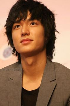 Min Ho Lee~ Korean actor  I think this pic exemplifies him best
