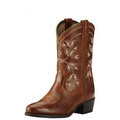 ARIAT KIDS DESERT HOLLY $149.95 Beautiful boots featuring floral stitching they will be your little girl's favourite in no time.