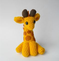 Amigurumi giraffe | Flickr - Photo Sharing!