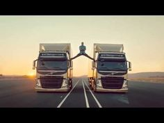 ▶ 2014 Volvo Jean-Claude Van Damme - Volvo Trucks - The Epic Split - YouTube