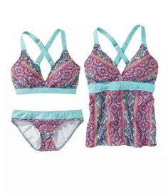 9d09f15a73d8 Title nine 2 Piece Swimsuits, Tankini Top, Bikini Tops, Swim Top, Workout