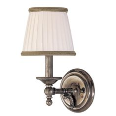 Buy the Hudson Valley Lighting Historic Bronze Direct. Shop for the Hudson Valley Lighting Historic Bronze Orchard Park Single Light Tall Bathroom Sconce and save. Barn Lighting, Wall Sconce Lighting, Pendant Lighting, Library Lighting, Chandelier, Bathroom Sconces, Wall Sconces, Master Bathrooms, Modern Bathroom