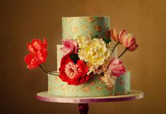 Bouquet of flowers - Cake by Prachi DhabalDeb