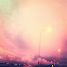 #pinkish #sky  - @qiaoshuen- #webstagram