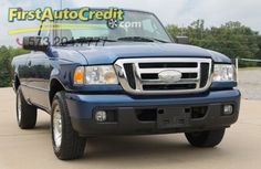 Check out this 2007 Ford Ranger XLT in Blue from First Auto Credit in , MO 63755. It has an automatic transmission. Engine is 2.3L DOHC 16-VALVE I4. Call Customer Service at 573-204-7777 today!