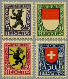1924年切手