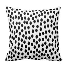 $$$ This is great for          Black and White Scattered Dots Throw Pillow           Black and White Scattered Dots Throw Pillow We have the best promotion for you and if you are interested in the related item or need more information reviews from the x customer who are own of them before plea...Cleck Hot Deals >>> http://www.zazzle.com/black_and_white_scattered_dots_throw_pillow-189083434628936759?rf=238627982471231924&zbar=1&tc=terrest