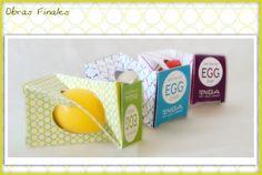 Packaging Egg Tenga on Behance