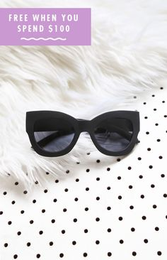 Finally found what's missing from all my outfits My Outfit, Cat Eye Sunglasses, Competition, Bb, Black, Jewellery, Boutique, Amazing, Style