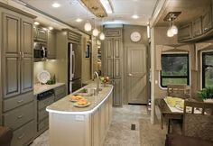 fifth wheel painted cabinets - Google Search